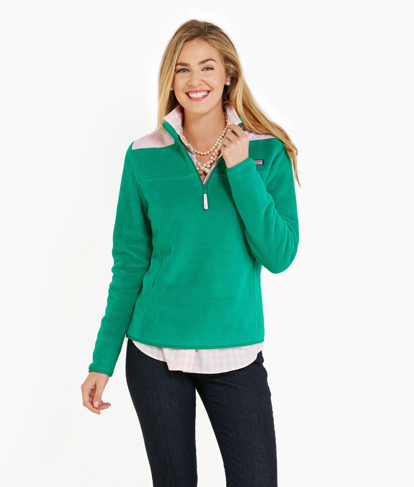 Holiday fleece pullovers womens shep shirt fleece pullover