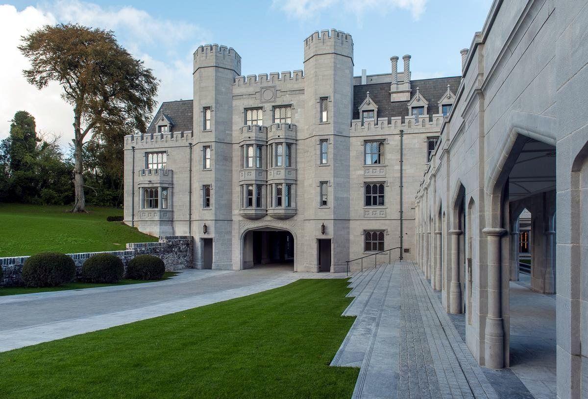 West Wing Expansion Adare Manor Co Limerick Ireland Built 2017 Architect Reardonsmith Architects