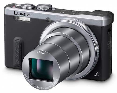 "BEST CAMERAS UNDER $400- ""Panasonic DMC-ZS40S Leica 30X Super Zoom Digital Camera with 3.0-Inch LCD"" (Click for Top 5 list!)"