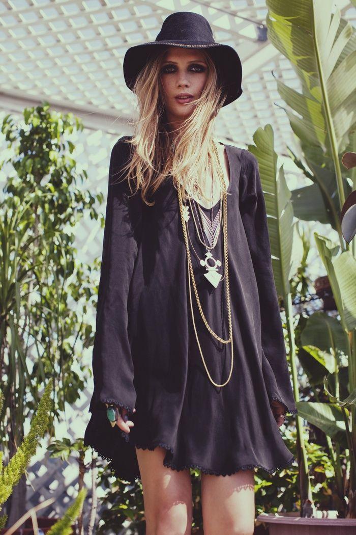 Urban Hippie Chic Style # | Style | Pinterest | Hippie chic style ...