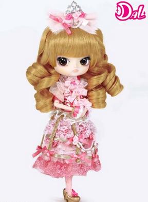 日本直邮 正品 DAL Princess Pinky D-145 预定款-淘宝网
