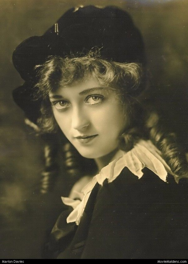 Marion Davies - 1920s actress ... when she was young - MovieMaidens.com
