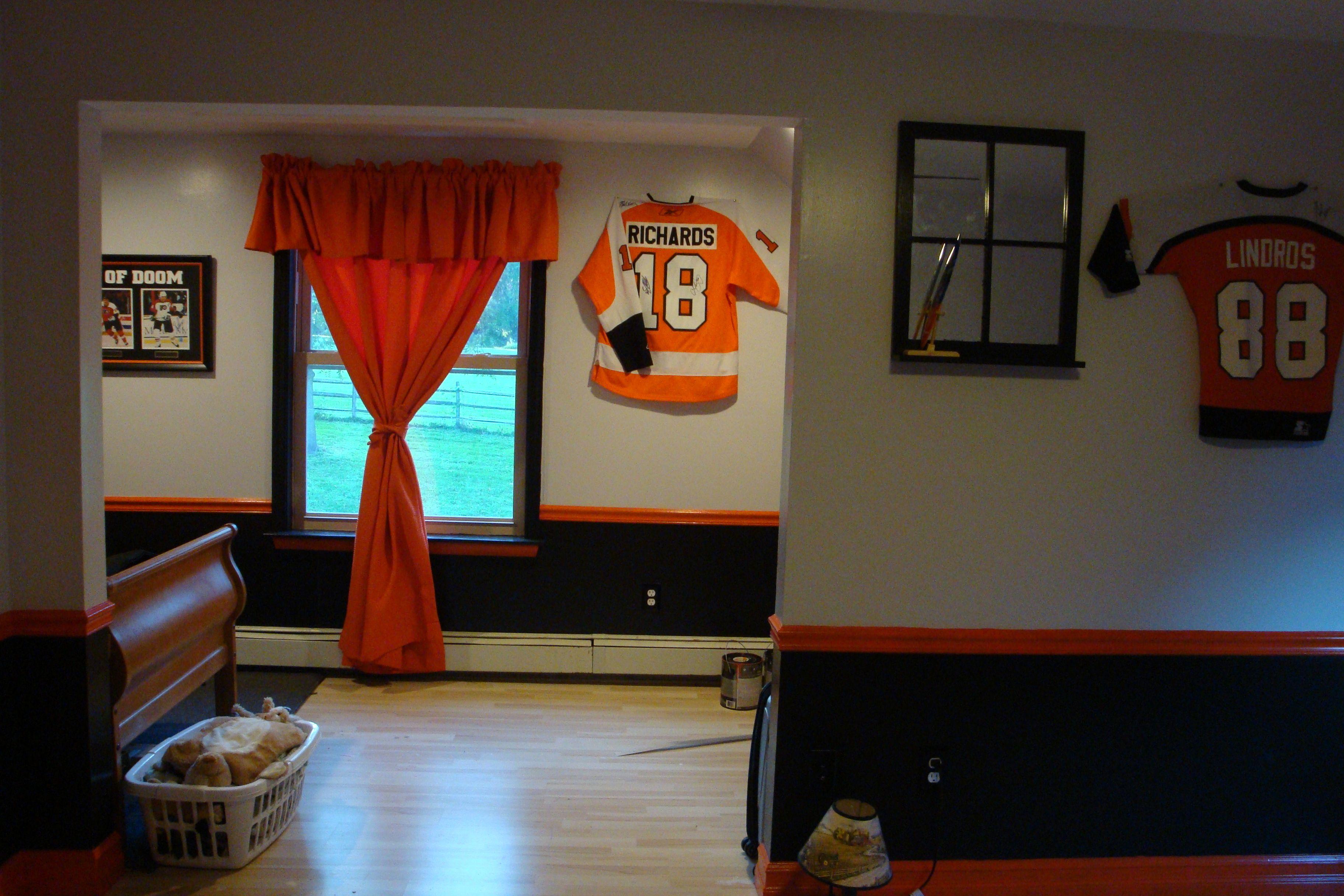 Philadelphia Flyers Bedroom Showing Post Media For Flyers Themed Bedroom Wwwflyersdocom
