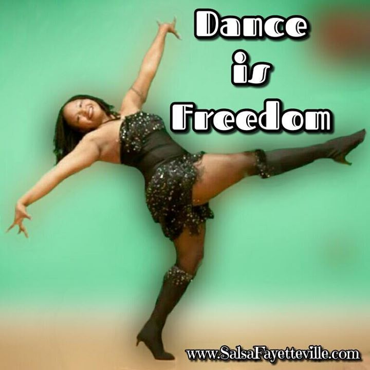 Freedom from pain freedom from stress freedom from sadness. Do something amazing for yourself. Join our #BaileConSazon dance family!  Mon - Hip Hop Toning 5:30 pm Line Dance 7 pm Tues - #Zumba 5:30 pm Bachata Class 7 PM Latin Dance Social 8:30 PM Wed - Dance Team Practice 8:30 PM Thur - Zumba 5:30pm Black Belt Salsa 7pm at The Speakeasy 3983 Sycamore Dairy Rd 7 PM Latin Dance Social 8:30 PM Coming soon - Tango! Private Lessons - By Appointment Baile con Sazon 500 N Reilly Rd Suite 110…