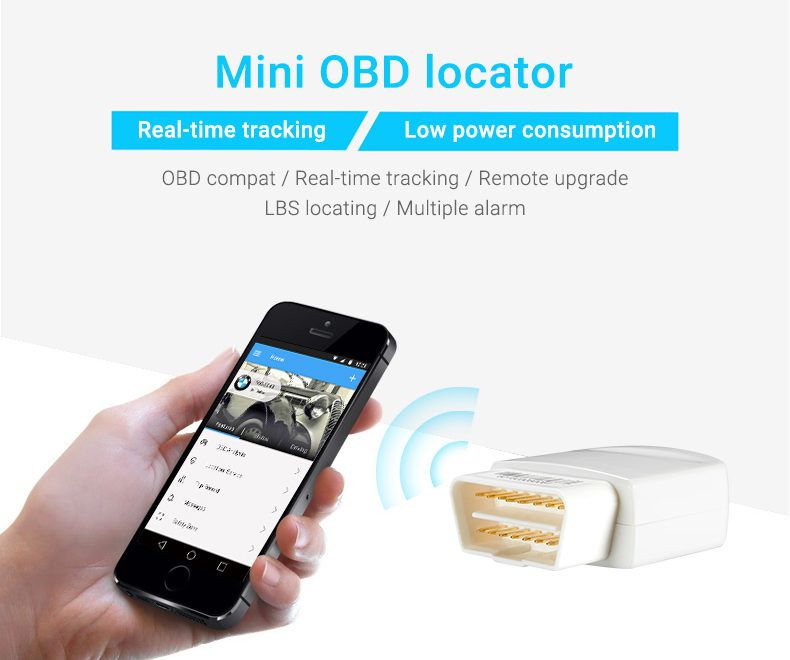 Obd 2 Car Gps Tracker A Simple Plug Play Device Perform Real
