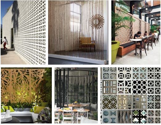 Outdoor feature wall ideas | Outside/Garden | Pinterest ...