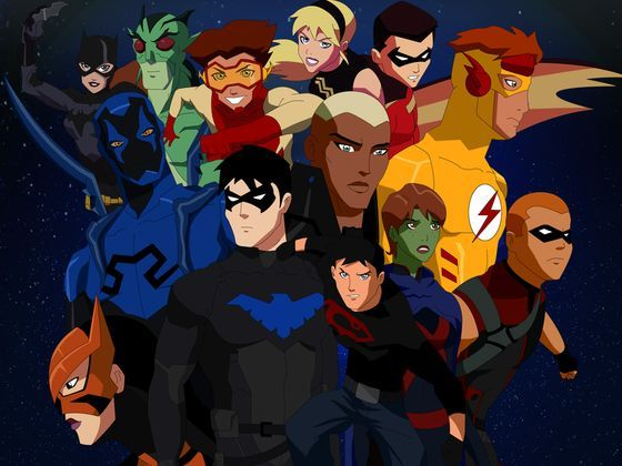 Which Young Justice Invasion Character Are You Young Justice Invasion Young Justice Young Justice Characters