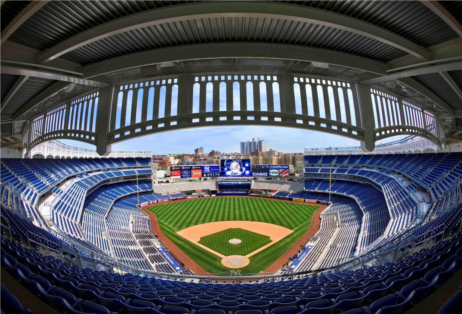 New York Yankees Stadium New York Yankees Stadium Stadium Wallpaper Yankee Stadium