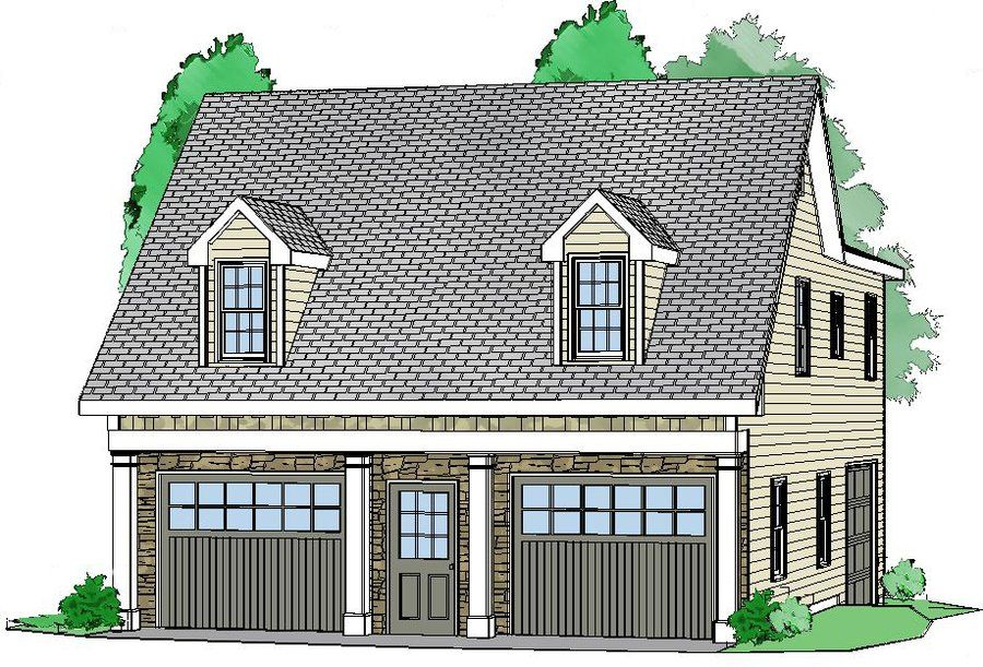 wonderful dutch colonial garage plans #8: This is a great mountain style ranch with a craftsman and rustic flair. The  3 · Garage Apartment PlansGarage ...