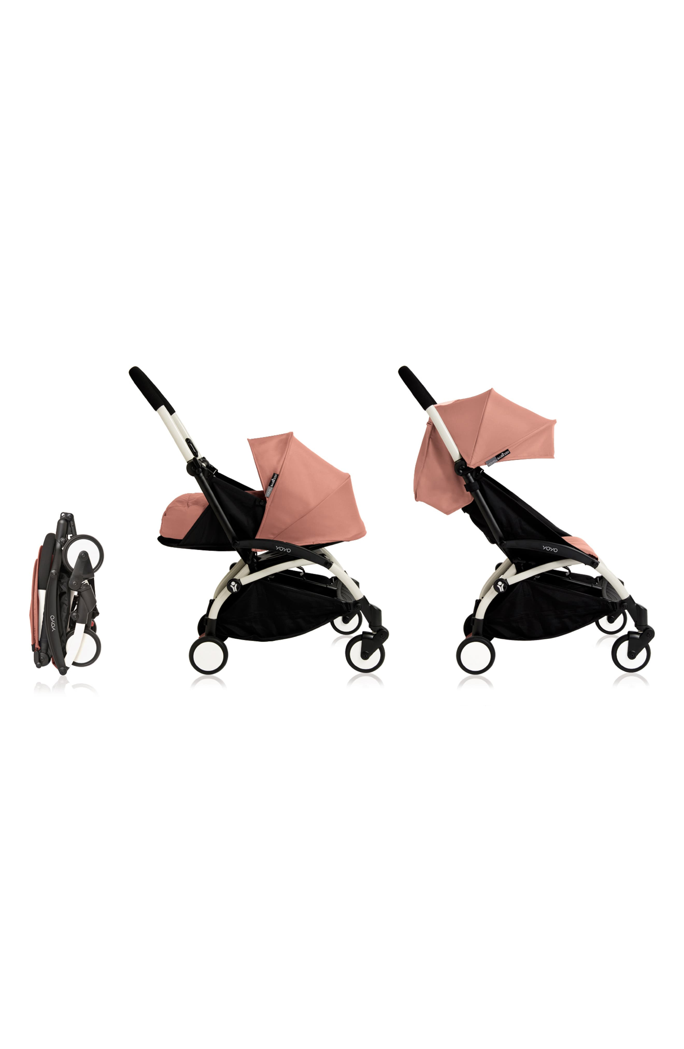 Infant Babyzen Yoyo+ Complete Stroller With Newborn Nest