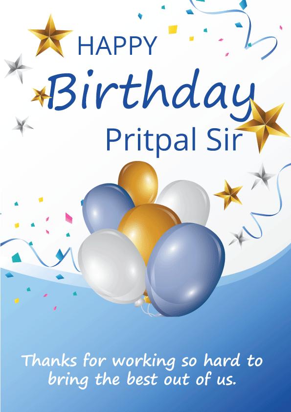 Wishing You A Very Happy Birthday Wishing A Very Happy Birthday To