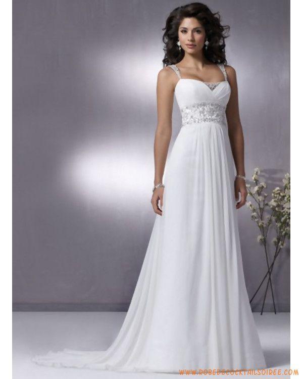 6d7951b9b852 Robe de soiree longue blanche pas cher