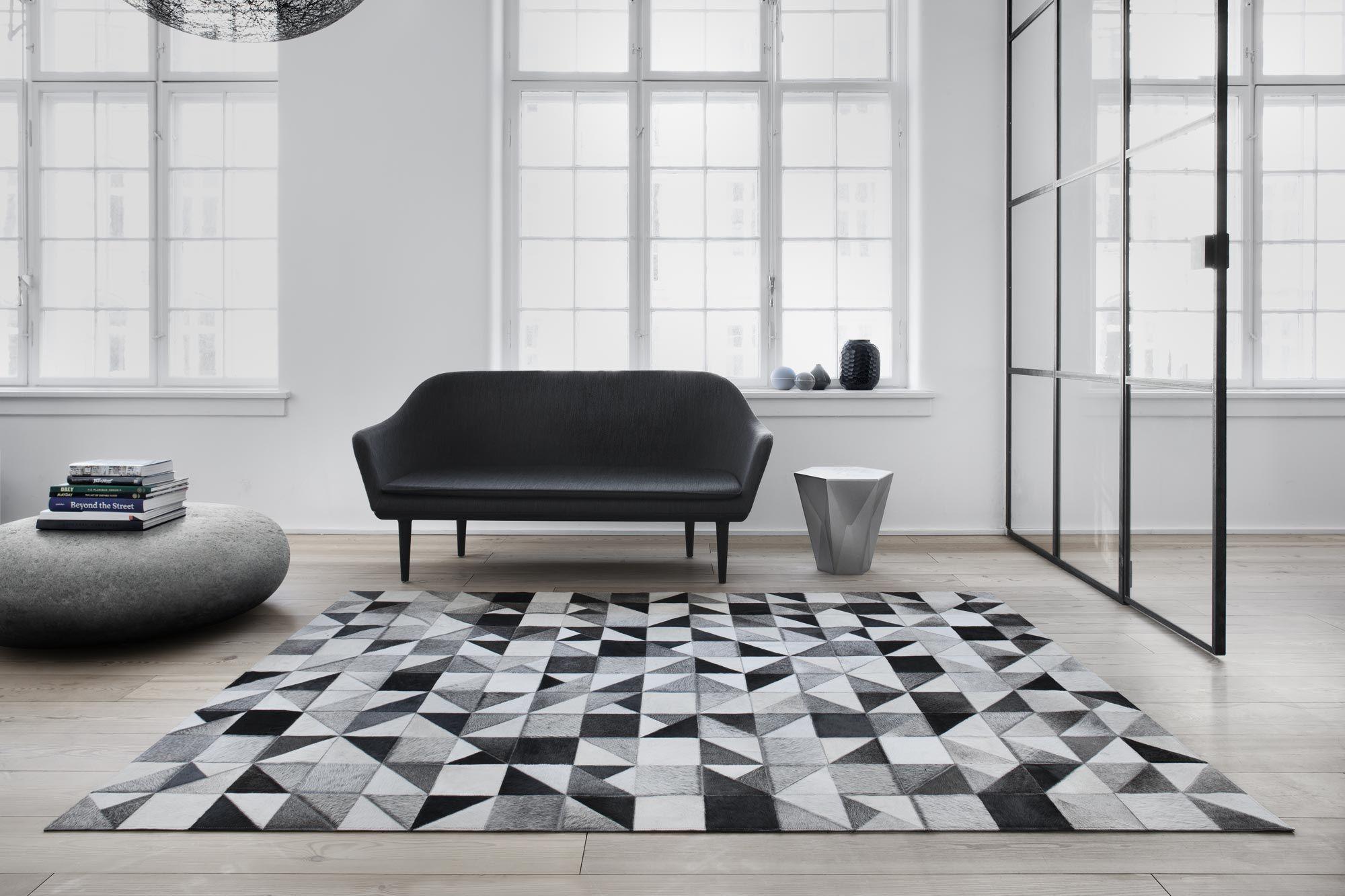 Vloerkleden: 10 trends interior & architecture pinterest