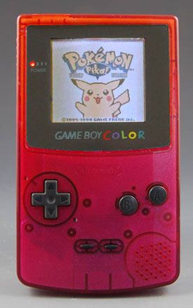 Frontlight a Gameboy Color, improve sound using Gameboy Advance SP