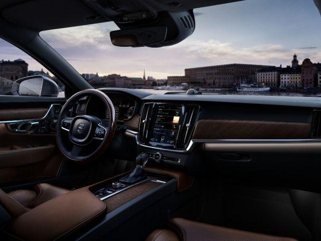 2018 Volvo S90 interior | Jaffarian Volvo | Pinterest | Volvo s90 ...