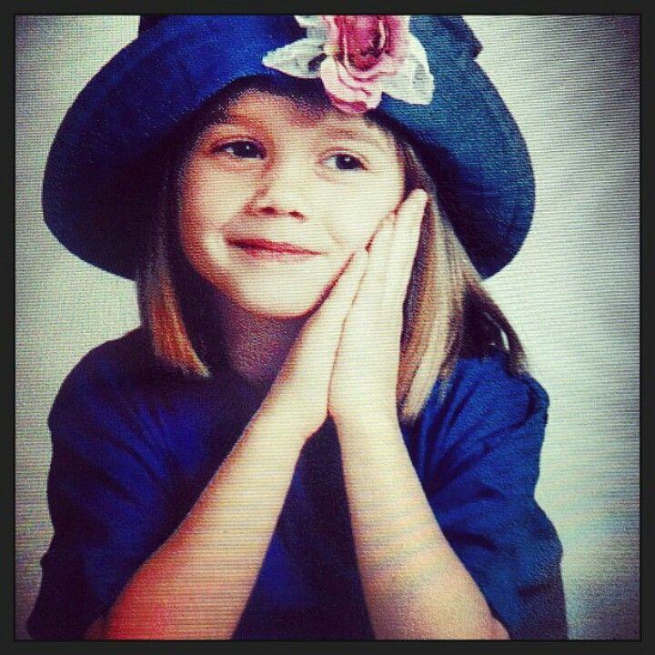 Awww baby Alexandra <3