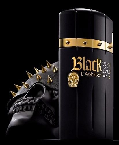 2bef483869141 Perfume Black Xs L`Aphrodisiaque Paco Rabanne 100ml Hombre 3.4 FL.OZ. -  MADE IN FRANCE Black XS L Aphrodisiaque for Men de Paco Rabanne es una  fragancia de ...
