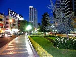 Paseo Del Prado Cochabamba Bolivia Places Around The World Bolivia Image