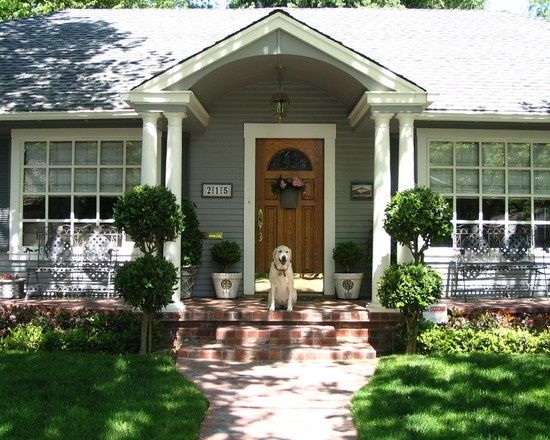 Covered Deck Designs For Colonial Homes Html on