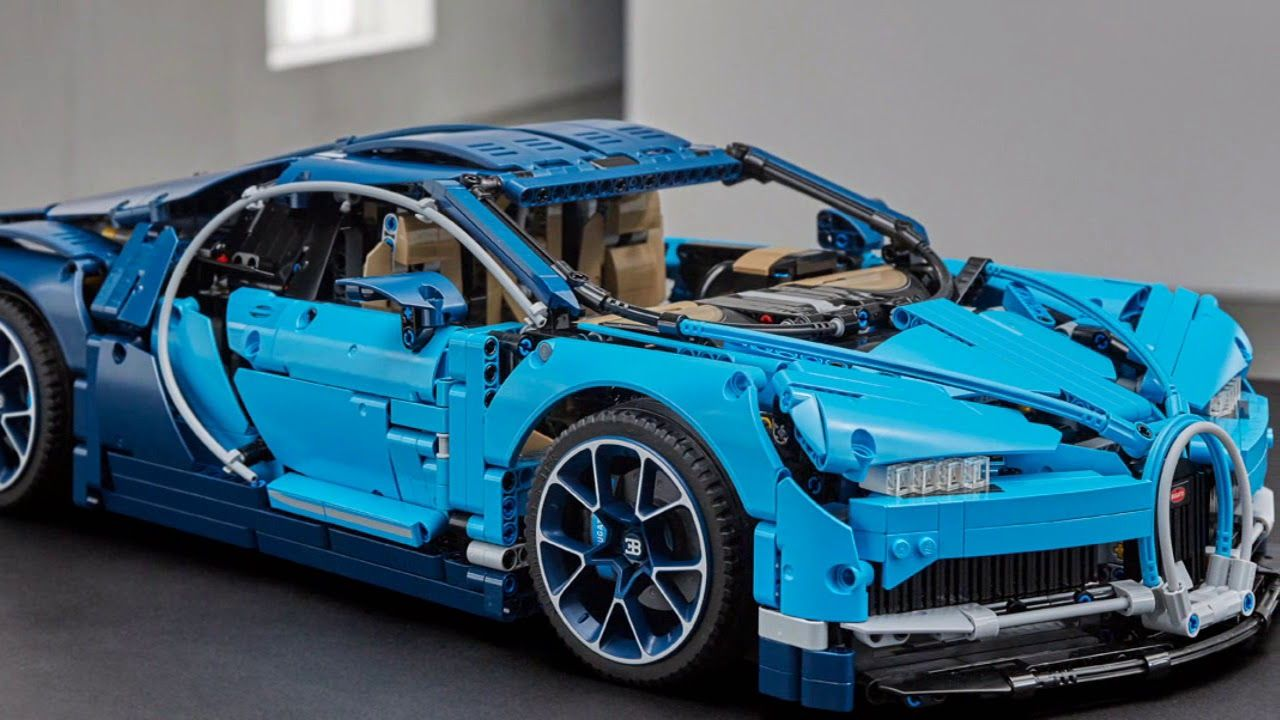Pin by CarReview PriceNews on [WATCH NOW] LEGO Bugatti