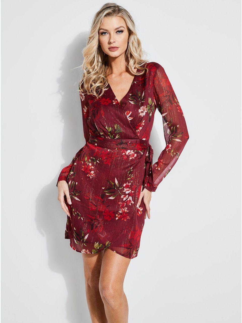 0daf082fb206 Camilla Floral Surplice Dress in 2019 | Products | Dresses, Camilla ...