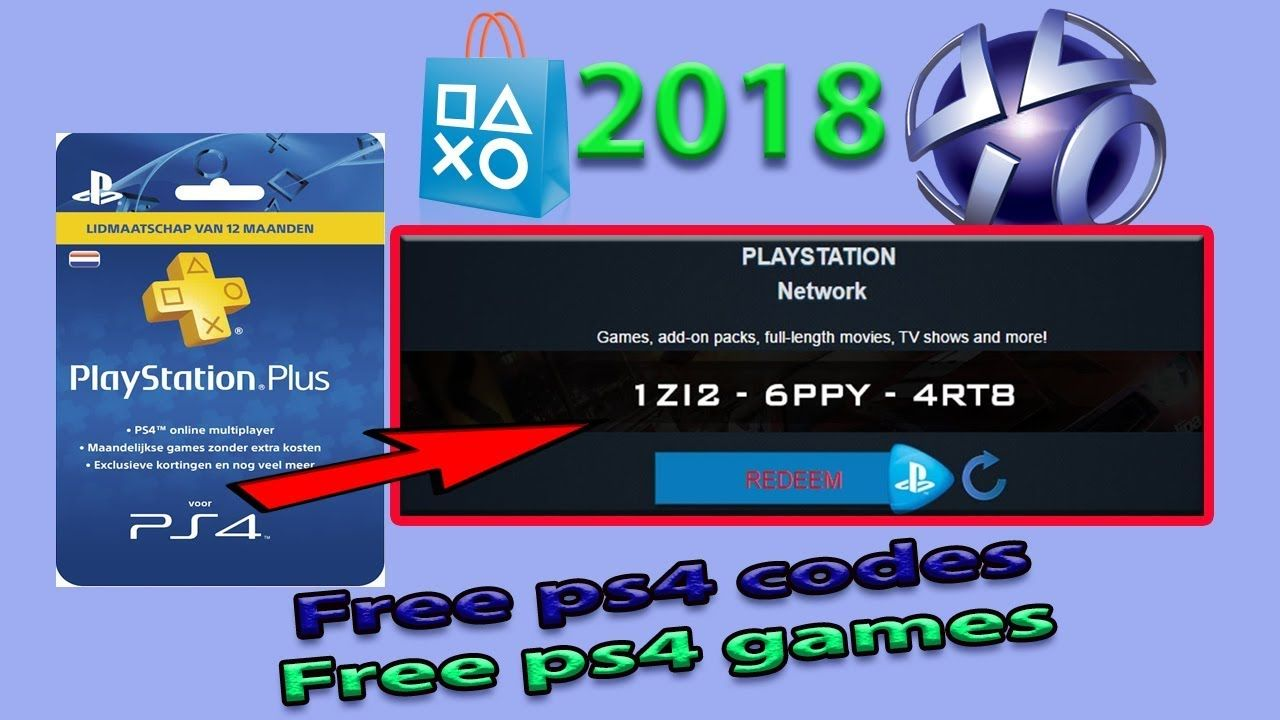 How to get free ps4 games | free playstation card **Free psn