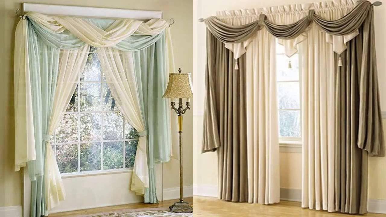 24 Ideas de cortinas