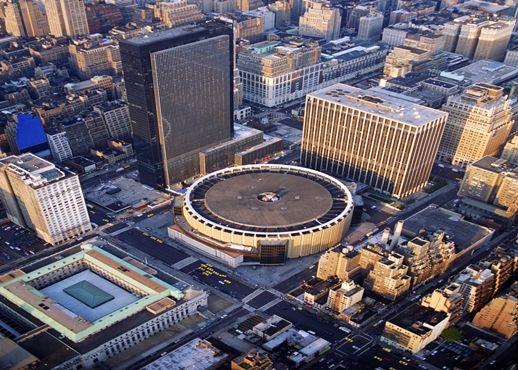 Madison Square Garden Madison Square Garden Madison Square