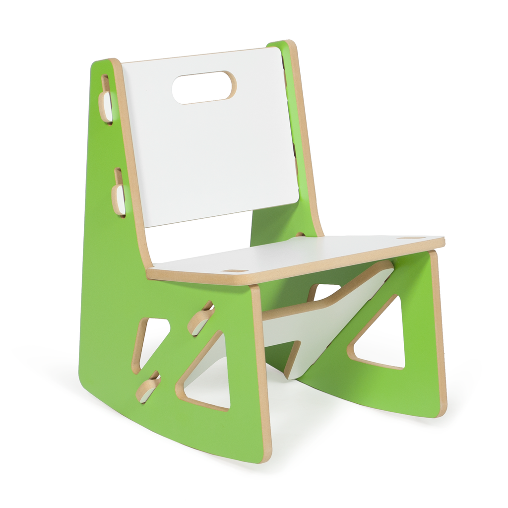 Sprout Kids Modern Green Rocking Chair. This Little Chair Is Sturdy, Easy  To Store, And Eco Friendly.