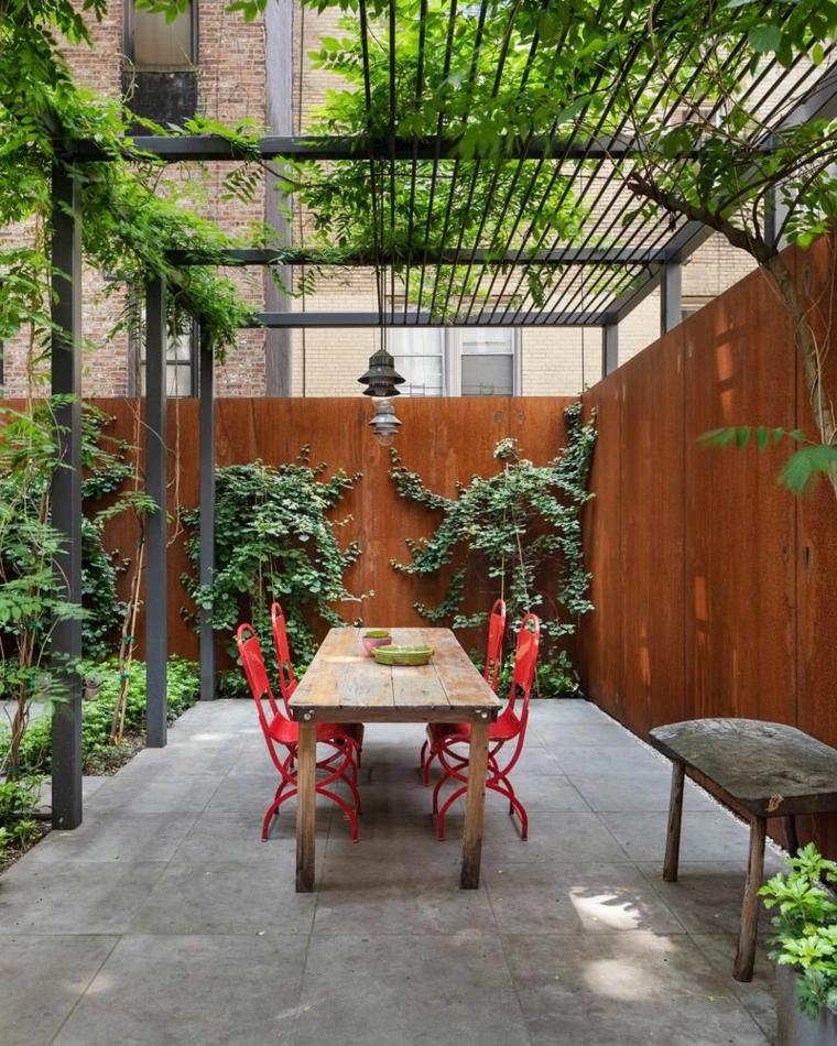 Jardines modernos – las últimas tendencias en diseño de paisajes para 2019 –