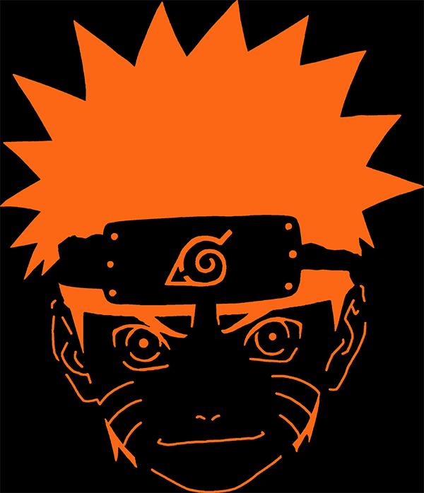 pumpkin template naruto  Naruto | Pumpkin carving patterns, Halloween pumpkin ...