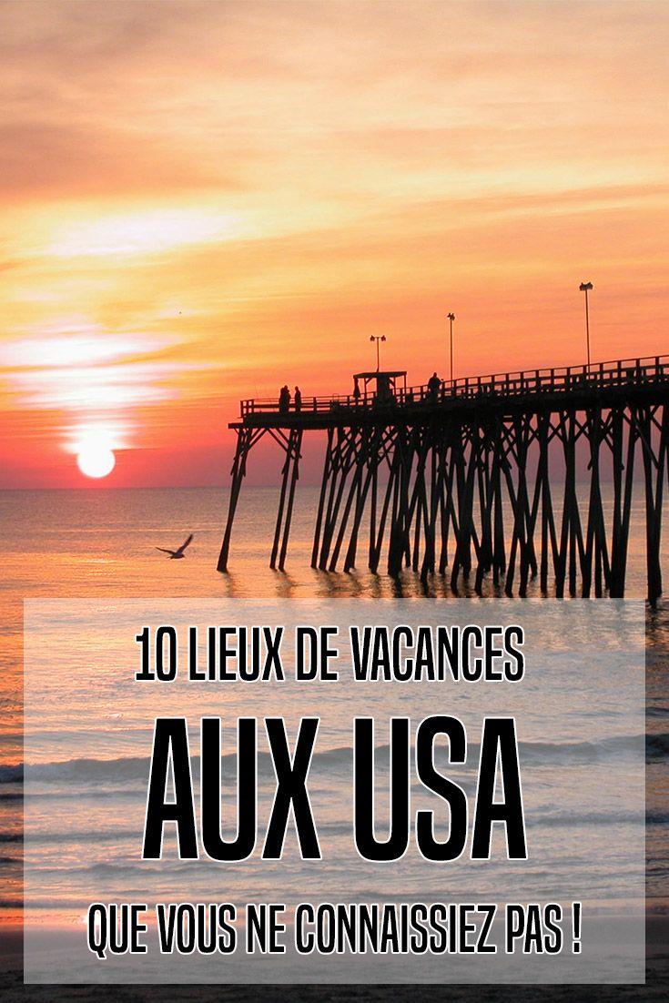 10 lieux de vacances que vous ne connaissiez pas aux USA ! Pour découvrir ces endroits magiques, cliquez ici : http://www.passionamerique.com/10-lieux-vacances-usa-secrets/ Repin si vous aimez !
