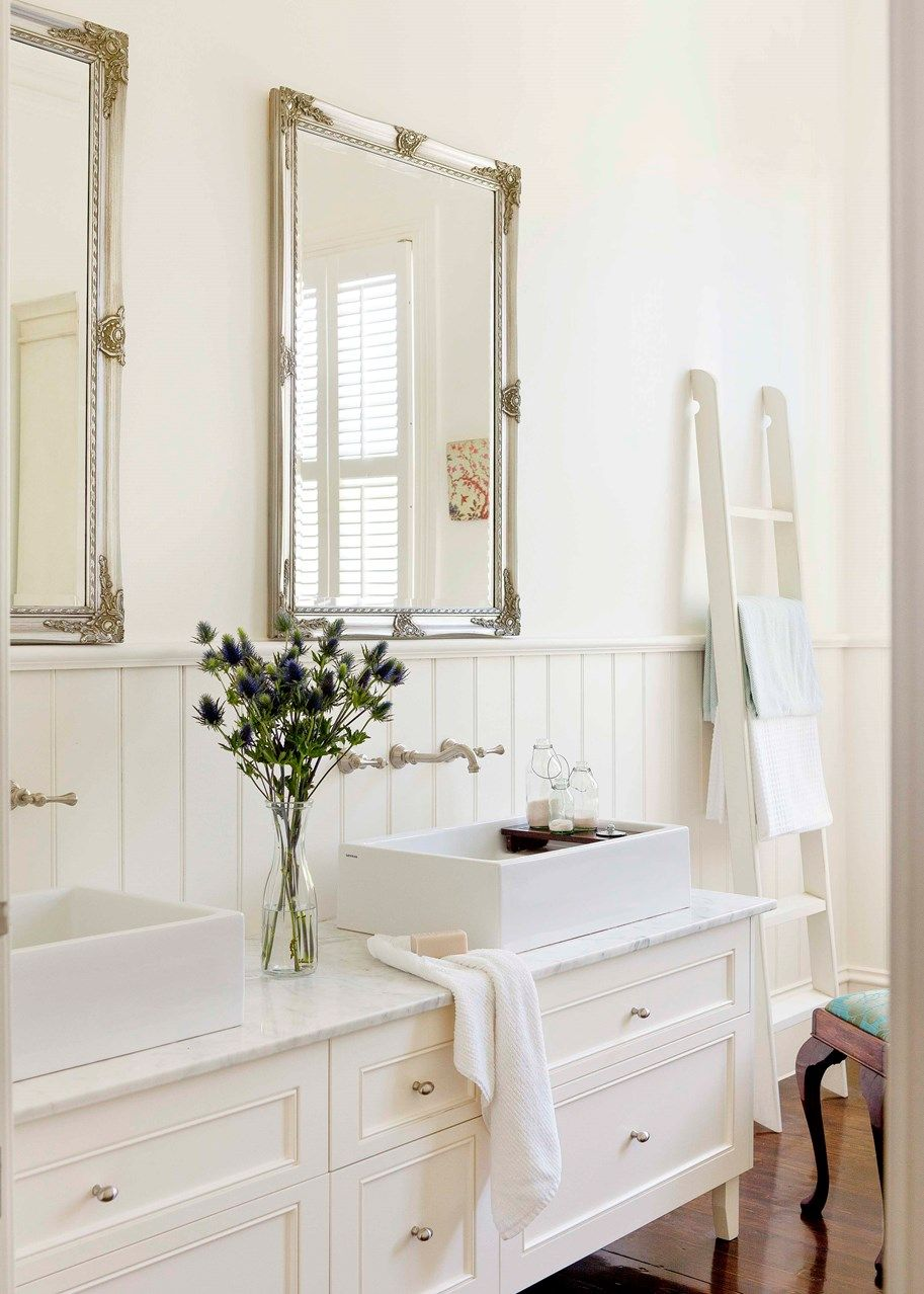 Spectacular French Provincial Style Home French Bathroom Decor
