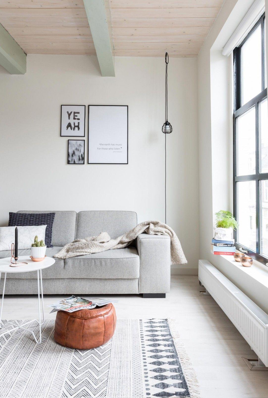 1-woonkamer-scandinavisch | Home&Interior&Garden | Pinterest ...
