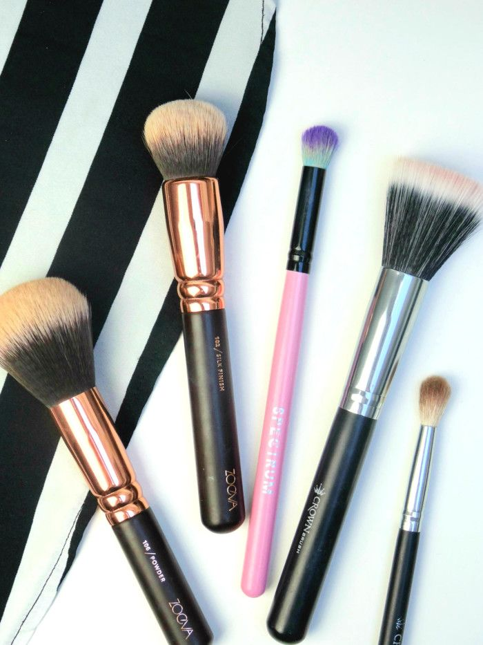 Heather / 3rd September 20155 Game Changers: Brushes5 Game Changers: Brushes | Porcelain Beauty