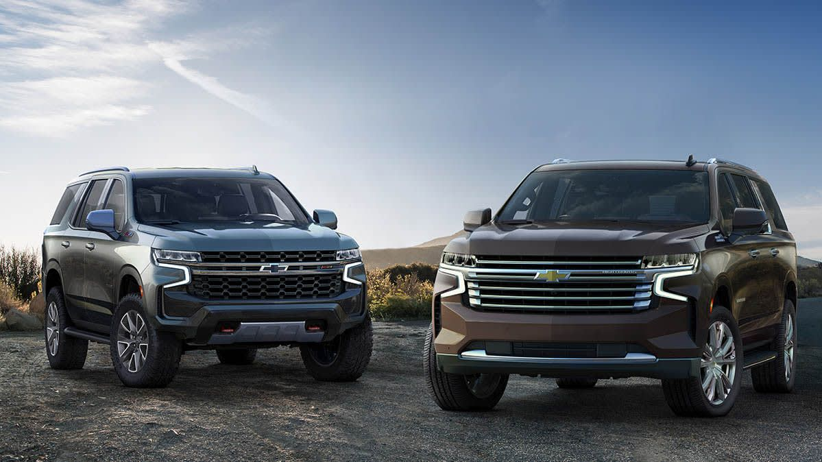 35 New 2021 Chevy Traverse Performance Di 2020 Chevrolet Tahoe