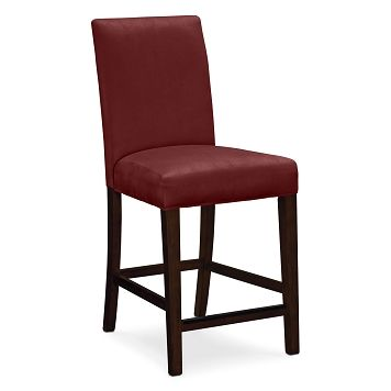Alcove Red II Dining Room Counter-Height Stool - Value City