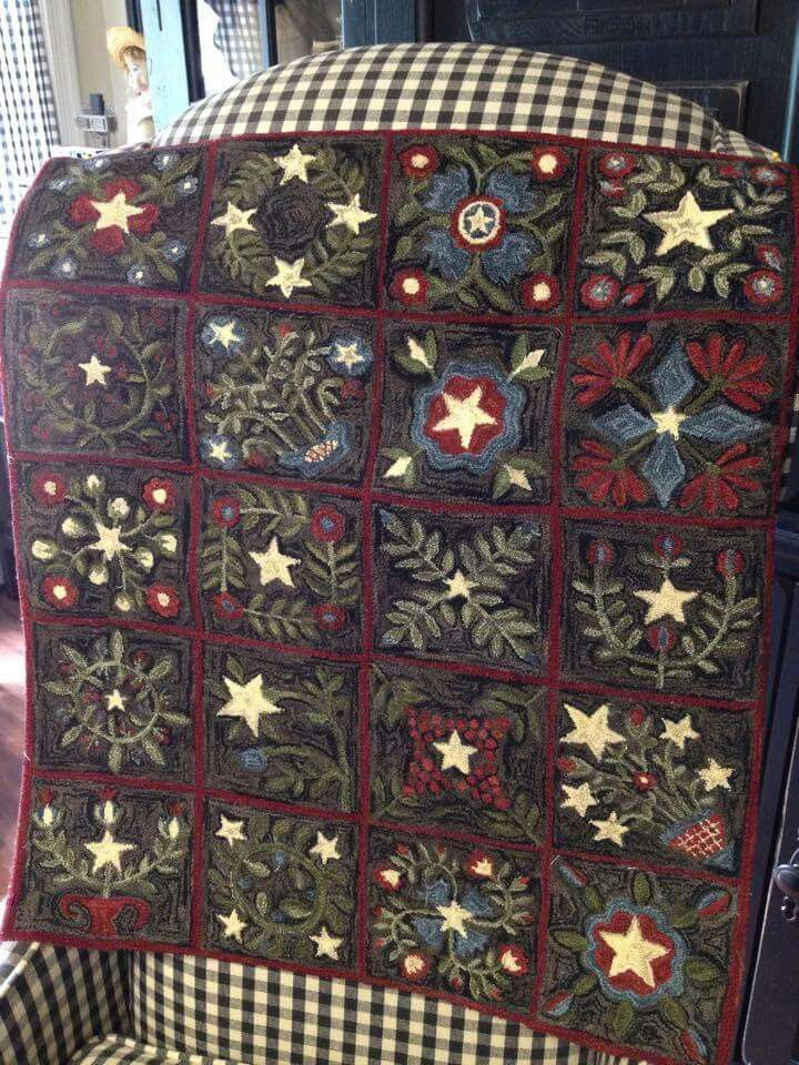 The Old Tattered Flag Rug Hooking Pinterest Flags
