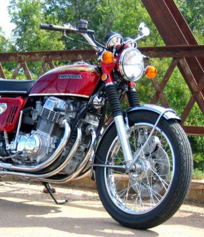 1969 Honda 750 K