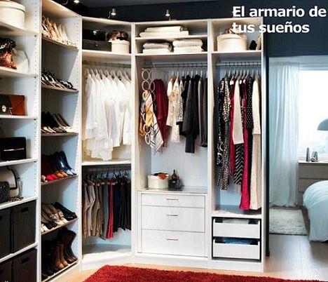Encuentra armarios baratos en ikea personalizando ikea for Armarios pequenos baratos