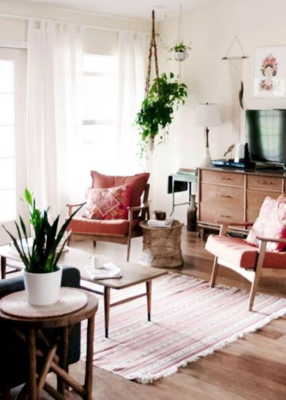48 Mid Century Modern Apartment Decoration Ideas In 48 H O M E Fascinating Apartment Decoration