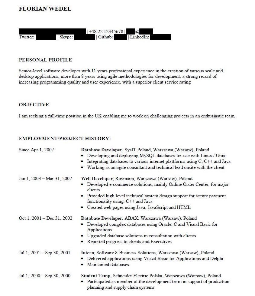 Cv Resume Resume Cv U00fcbersetzung Resume Resume Cv Resume