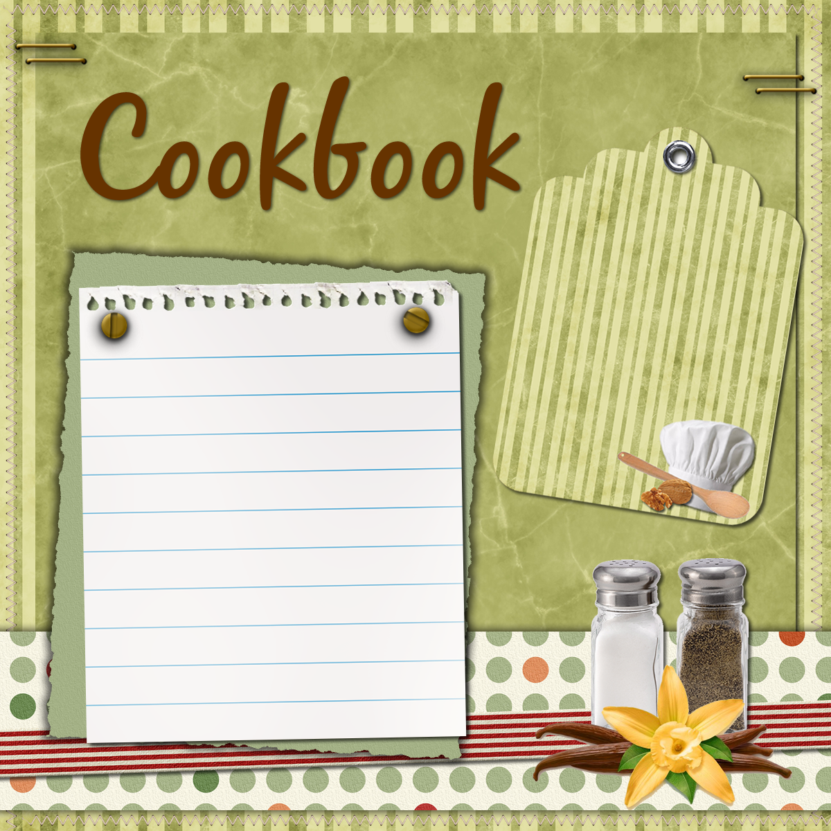 ideas for scrapbookers a new template for your fall photos.html