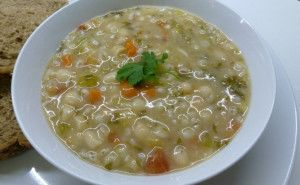 Best Barley Soup