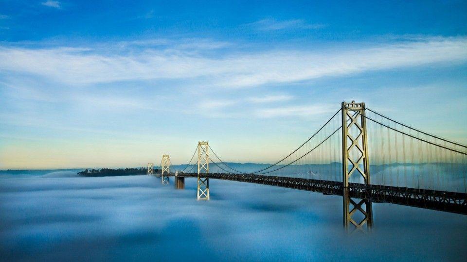 SAN FRANCISCO BAY GLOSSY POSTER PICTURE PHOTO golden gate bridge california 77