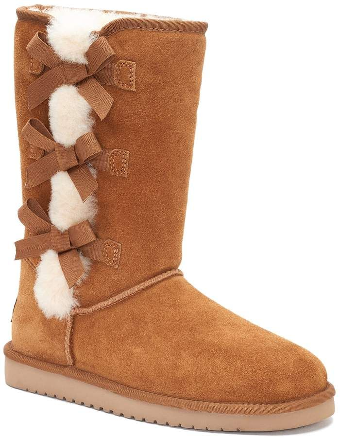 6d3fd9eb54f Koolaburra By Ugg by UGG Victoria Tall Women's Winter Boots | lets ...