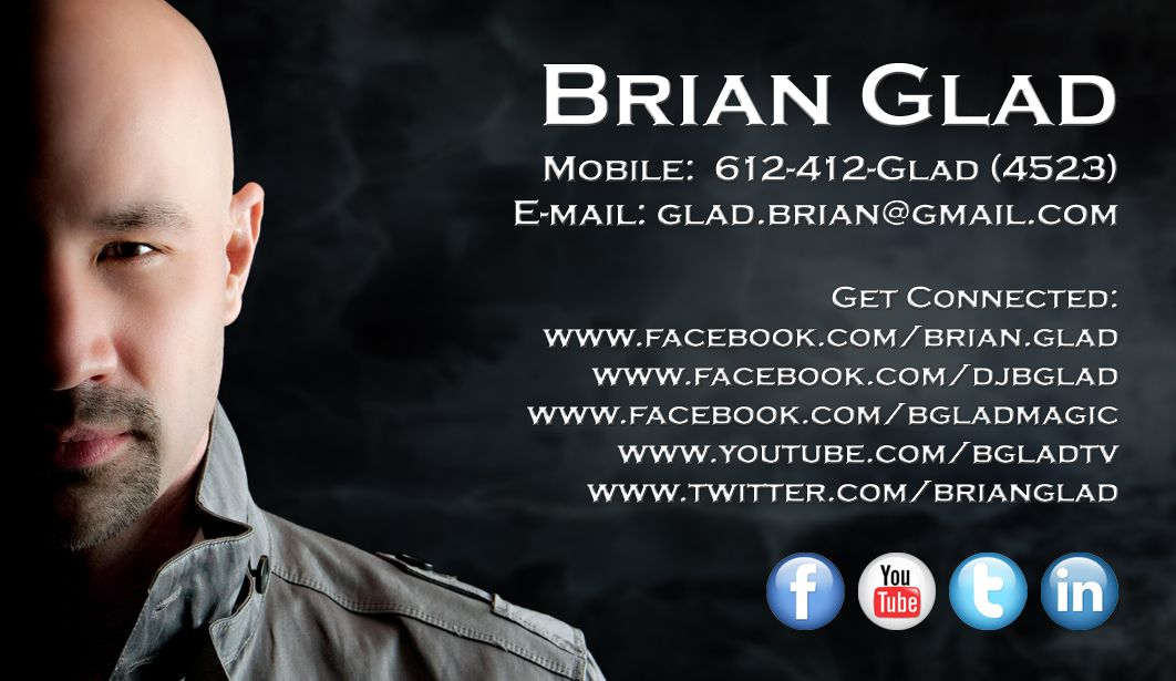 Digital business card dj weddingdj emcee magician magic digital business card dj weddingdj emcee magician magic entertainer colourmoves