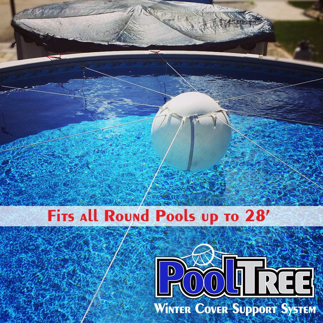 Pool Abdeckung Kissen Round Pools Up To 28 System Only In 2019 Pools Round Pool
