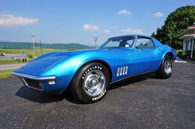1968 Used Chevrolet Corvette For Sale At Webe Autos Serving Long