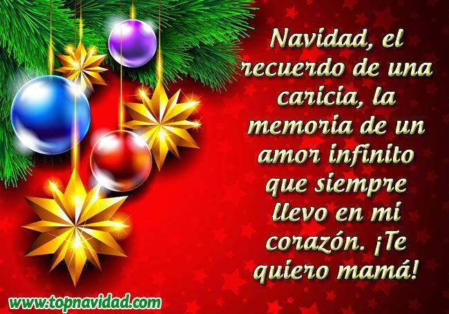 Felicitaciones Navidad Imagenes.Tarjetas De Navidad Para Felicitar A Mama Frases De